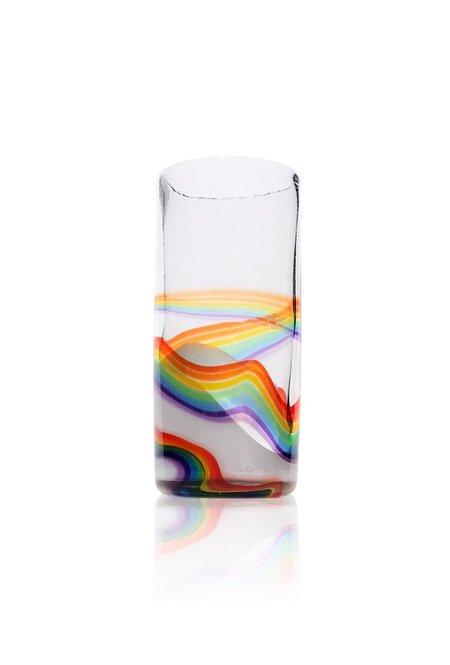 Rainbow Glass Productions Rainbow Tall Tumbler