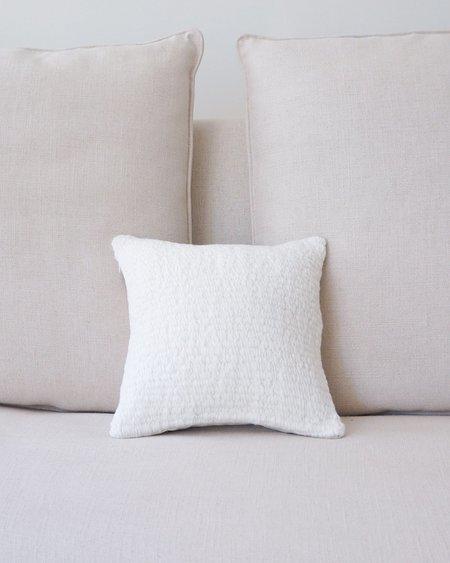 VOZ Apparel Chunky Flammé Pillow - Small