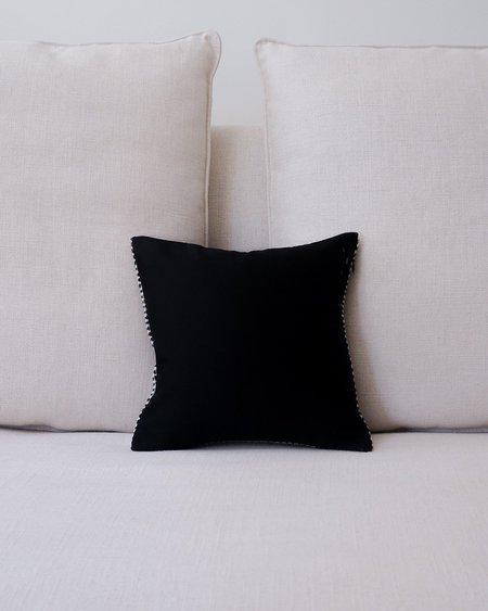 VOZ Estrella Striped Edge Pillow Small