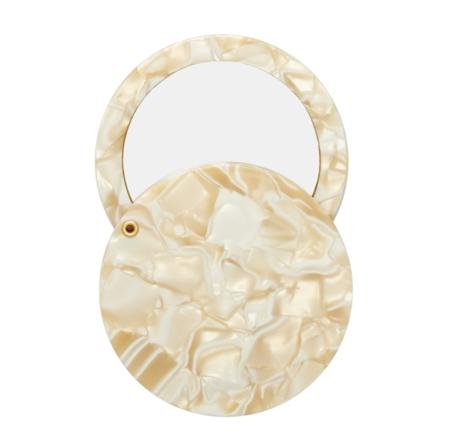 Machete Circle Mirror - Ivory