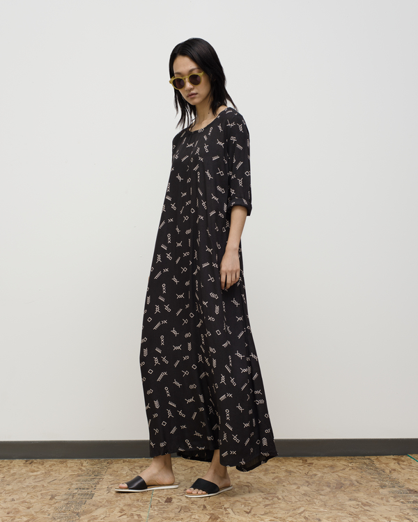 Nima Long Dress