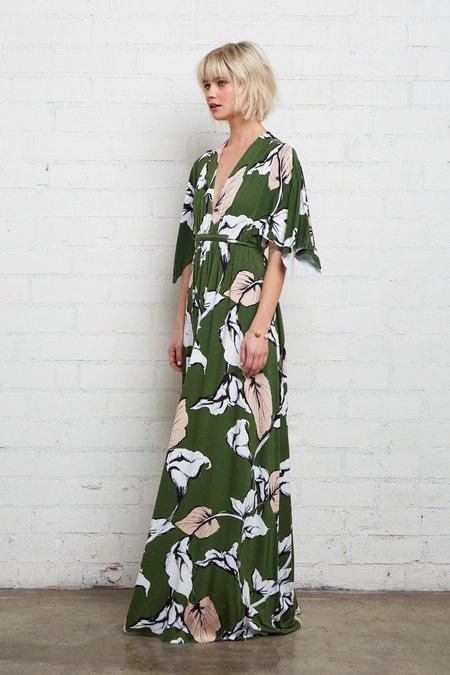 Rachel Pally Long Caftan Dress - Calla Print