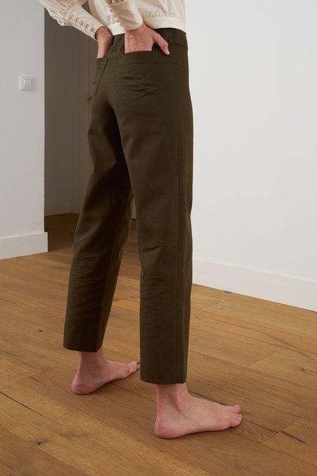 sunad Caruncho Trousers - Olivo