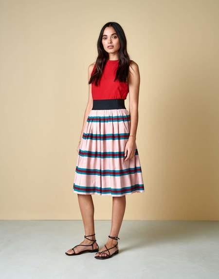 Bellerose Vuai Skirt - Stripe A