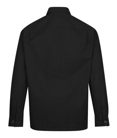 Kenzo Workwear Technical Overshirt - Black