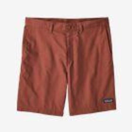 "Patagonia 8"" Lightweight All-Wear Hemp Shorts - Spanish Red"