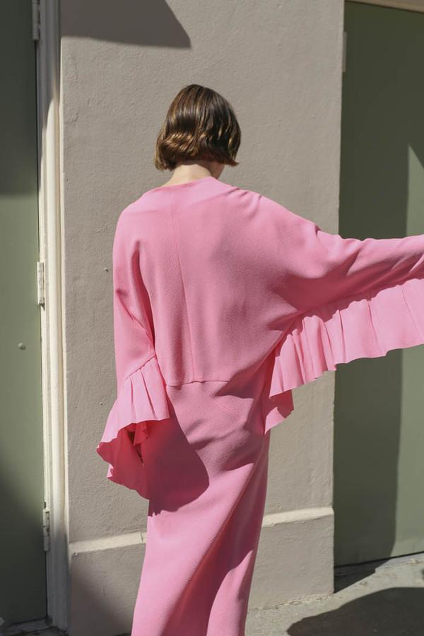 A Détacher Birdie R Dress in Pink