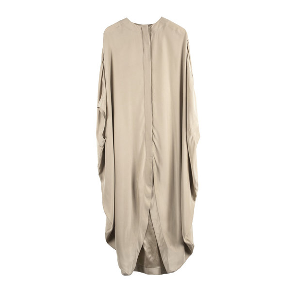 Vincetta Sand Draped Cocoon Caftan