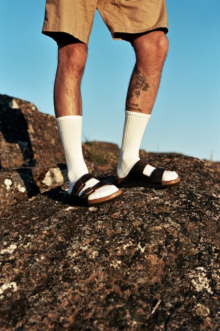 Birkenstock Arizona Soft Footbed Sandal - Oiled Habana