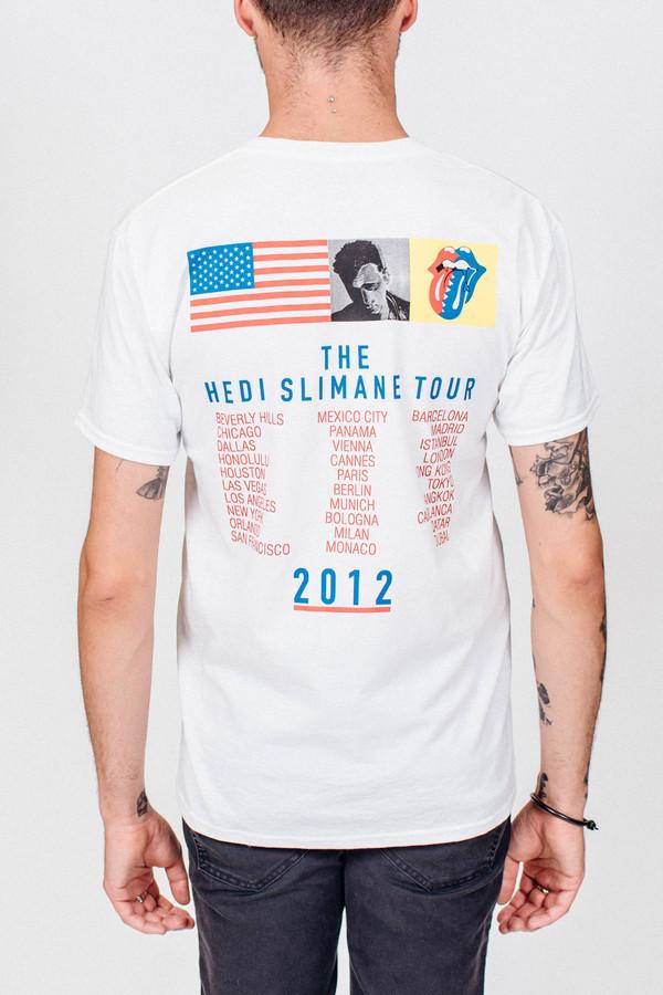 Men's Bleached Goods Rolling Saints T-shirt