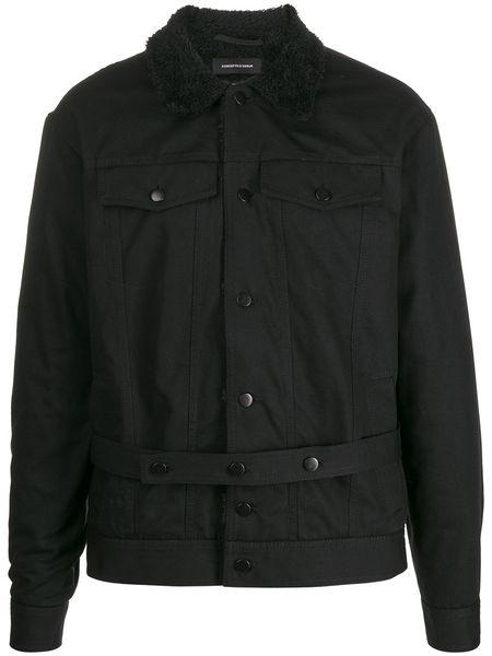 Unisex Concepts d'odeur Trucker Jacket - Black
