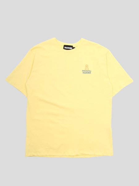 Pas De Mer Cinema Tee - Light Yellow