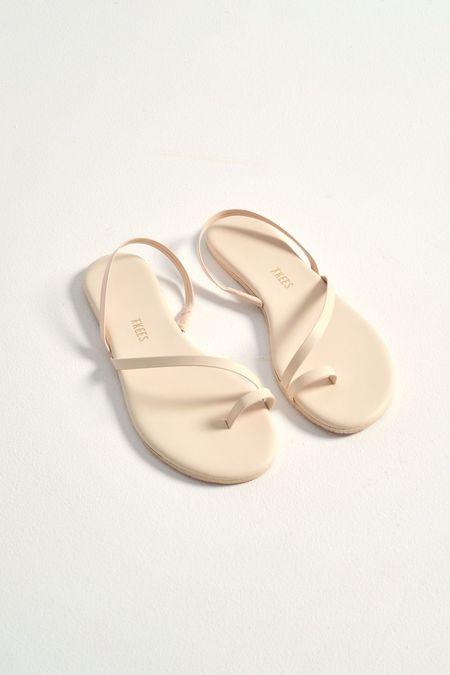 Tkees LC Sandal - Blush