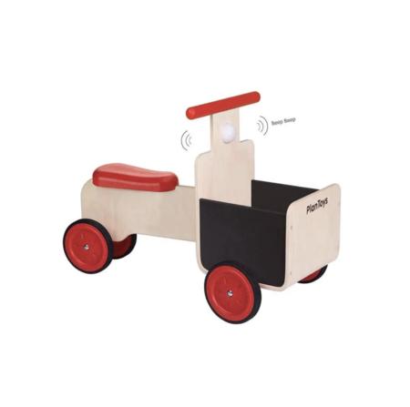 Kids Plan Toys Delivery Bike