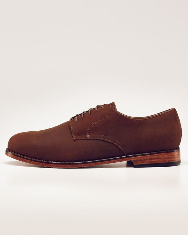 Men's Nisolo Wesley Oxford Oak 5 for 5