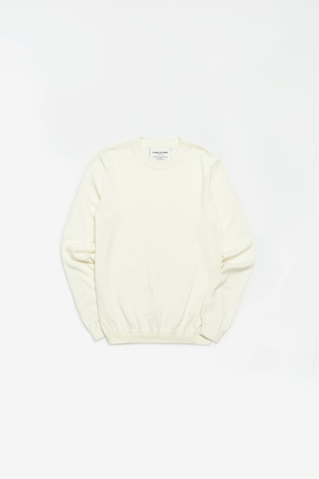 A Kind of Guise Permanents Crewneck - Off White