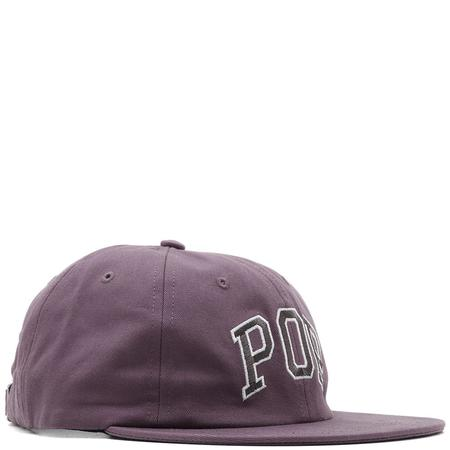 Pop Trading Company Arch 6 Panel Hat - Violet