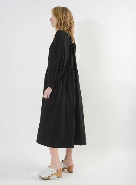 Meg Barragan Dress - Black