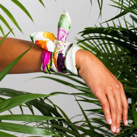 Olivia Wendel Rainforest Mini Scarf