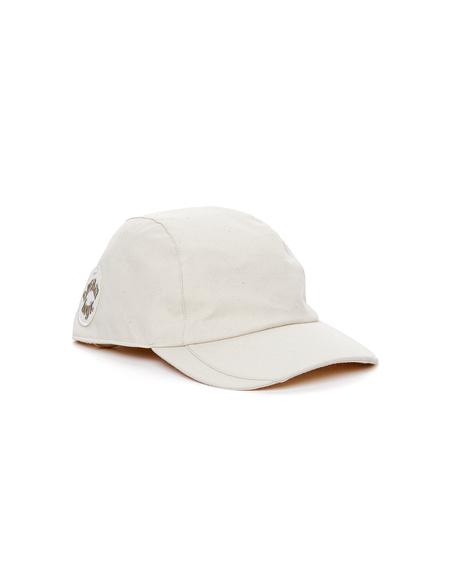 OAMC Cotton Dream Logic Cap - Off White