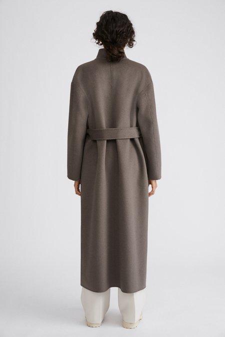 Filippa K Alexa Coat - Dark Taupe