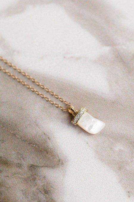 Charme Silkiner Haze Necklace - 14kt gold filled