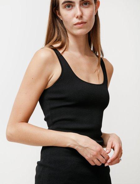 Totême Urda Knit Tank - Black