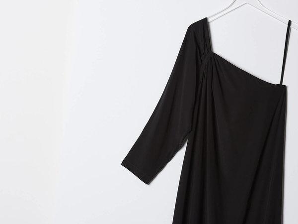 Alasdair One Shoulder Dress
