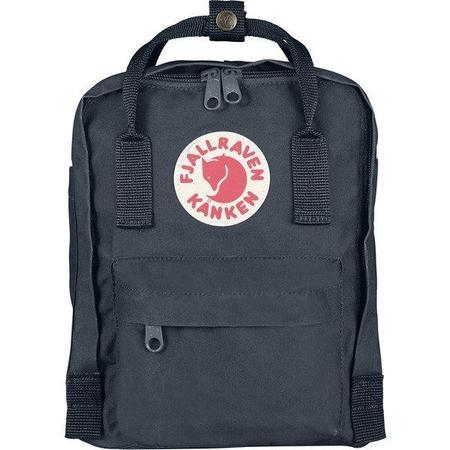 Kids Fjallraven Kanken Mini Backpack - Graphite