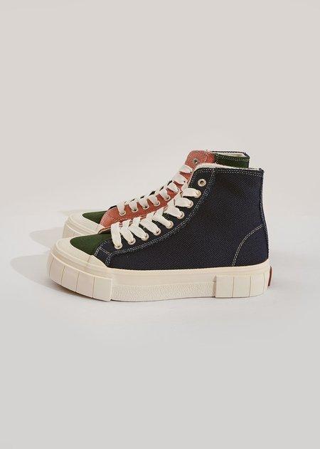 Unisex Good News Tri coloured Palm Seasonal Sneakers