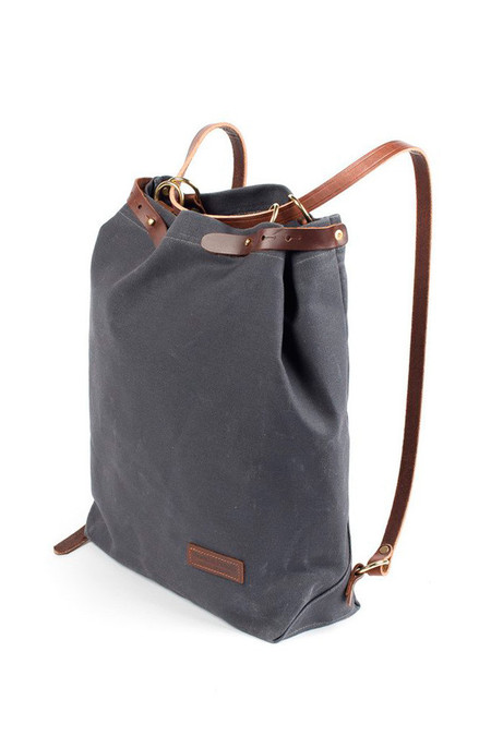 Wood&Faulk Shuttle Pack North Coast - Grey