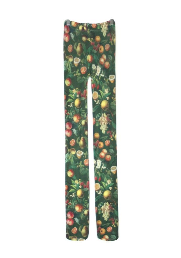Strathcona Green Vintage Fruit Tights