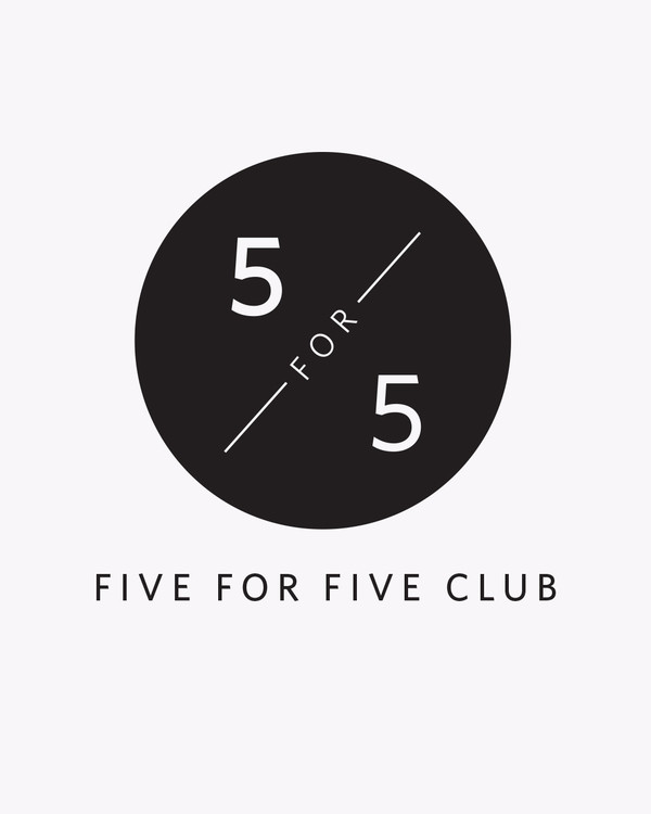 Five for Five