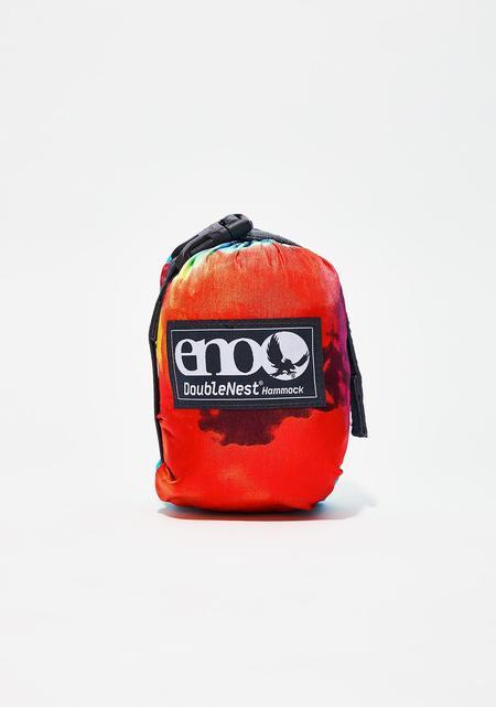 ENO DoubleNest Print Hammock - Tie Dye