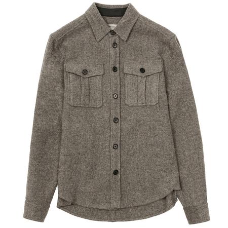 Isabel Marant Pesley Shirt - Grey