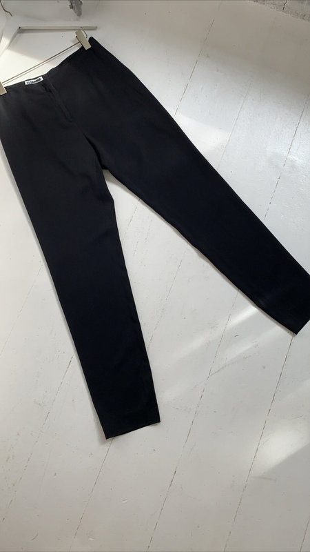 Vintage Jil Sander Trousers - Black