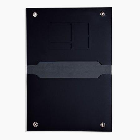 Poketo Minimalist Folio - Black