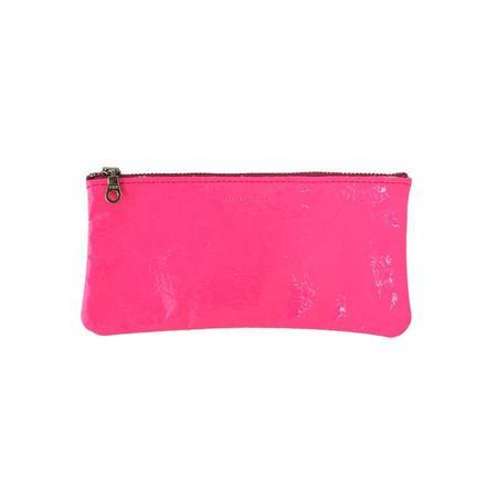 Tracey Tanner Eyewear Pouch - Fluoro Pink Foil