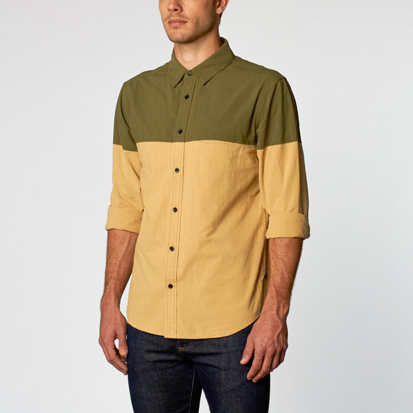 Men's Wolf & Man Nasus 1 Shirt