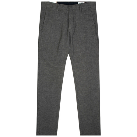NN07 Theo Pants - Grey
