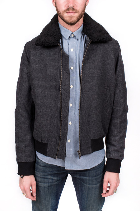 Men's Hope Fred Fur Bomber