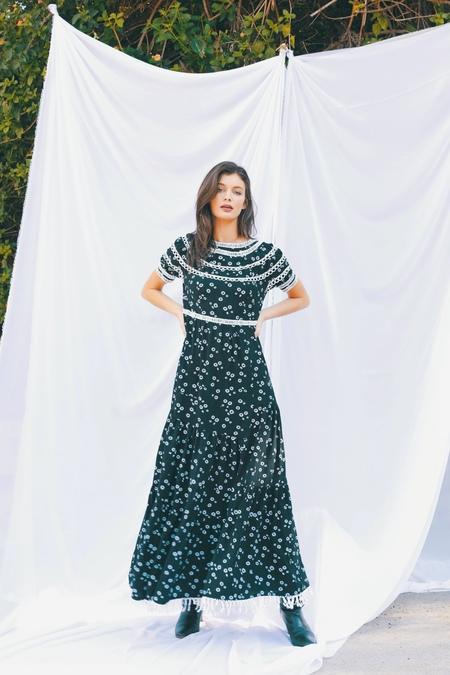Love + Harmony Maxi Dress - Daisy Print