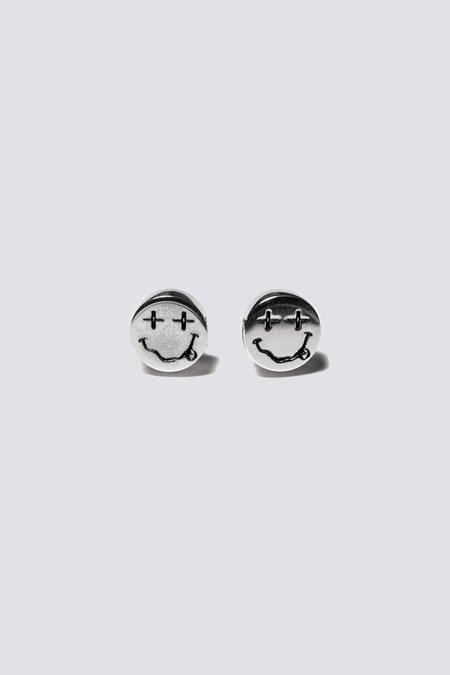 MAPLE Sterling Nevermind Earrings - Sterling Silver