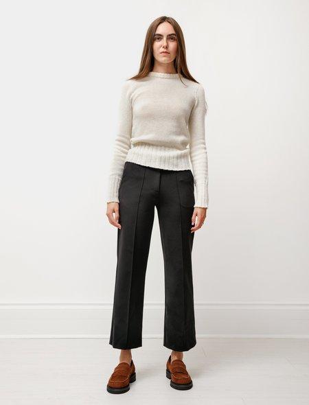 Dusan Straight Leg Pants - Black