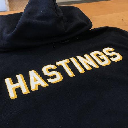Tilted Brim UC Hastings Champion sweatshirt - navy / yellow / white
