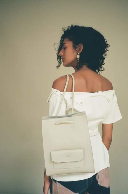 Marloe Stone Martina Mini Backpack