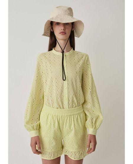 Just Female Naila Shirt - Luminary