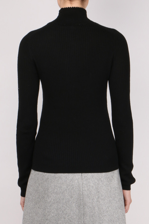 Carven Ribbed Knit Pullover