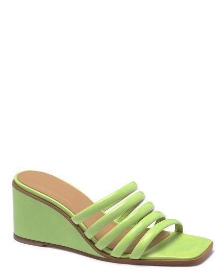 PALOMA WOOL Magdelene Shoes - Green Fluor