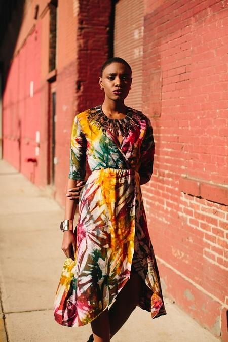 Busayo NYC Odun Dress
